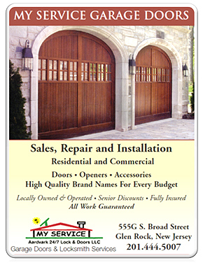 My service garage door for Garage ad breuillet